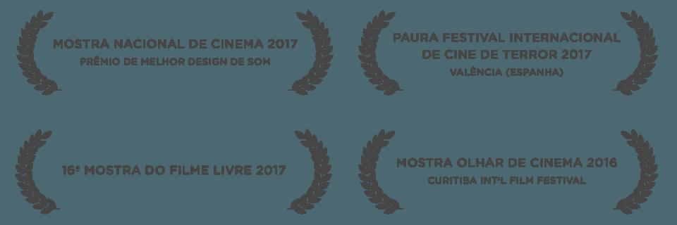Festivais e Prêmios