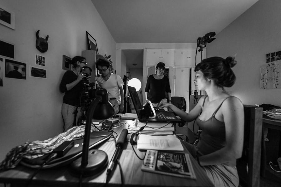 Curta-metragem de Arthur Tuoto. Uma produção da Ludovic Produções.